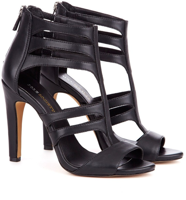 Sole Society Lee cut out heel