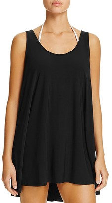 Magicsuit Cutout Back Dress Swim Cover-Up $84 thestylecure.com