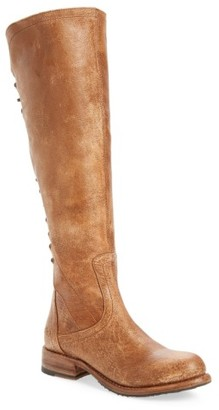 Women's Bed Stu Surrey Lace-Up Over The Knee Boot $324.95 thestylecure.com