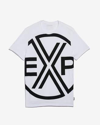 Express Exp Large Logo Graphic Tee