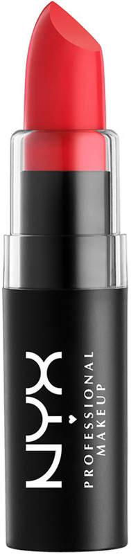 NYX Professional Makeup Matte Lipstick - Perfect Red