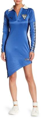 FENTY PUMA by Rihanna Long Sleeve Jersey Dress