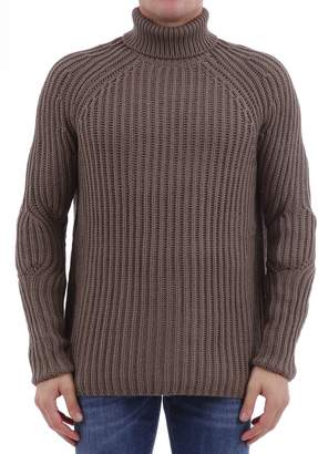 Neil Barrett Ribbed Sweater