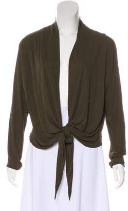 Damir Doma Oversize Long Sleeve Blouse