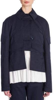 Marni Long-Sleeve Jacket