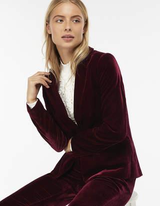 Monsoon Louise Velvet Jacket