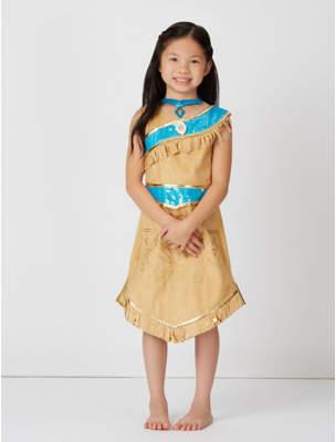 Disney Princess Pocahontas Fancy Dress Costume