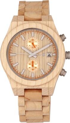 Earth Wood Men's Bonsai Watch