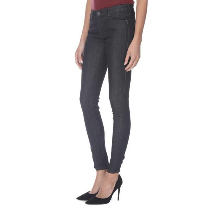 Off Black Wash Doris Stretch Skinny Jeans