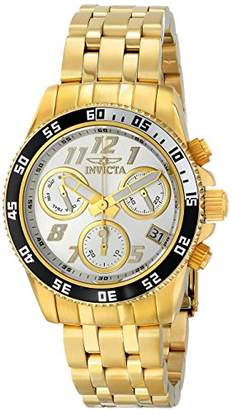Invicta Women's 15512 Pro Diver Analog Display Swiss Quartz Gold Watch
