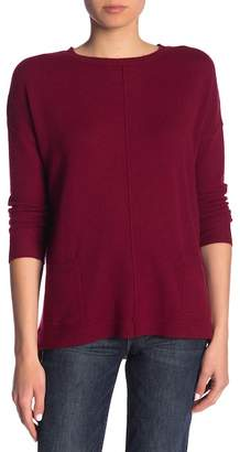 Magaschoni M BY Cashmere Long Sleeve Pullover