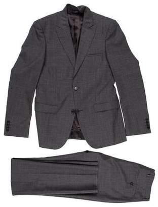 Calvin Klein Collection Wool Peak-Lapel Suit w/ Tags