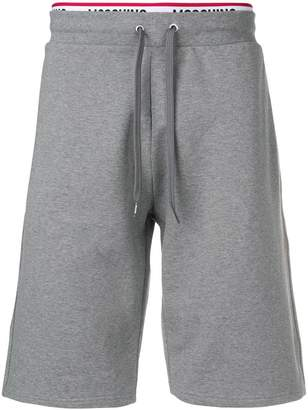 Moschino jersey shorts
