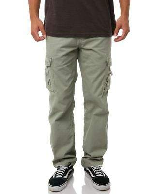 Rip Curl New Men's Trail Mens Cargo Pant Cotton Green