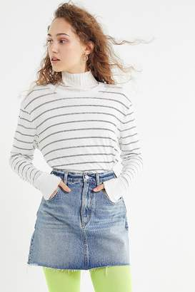 Urban Outfitters The Big Brother Striped Long Sleeve Tee