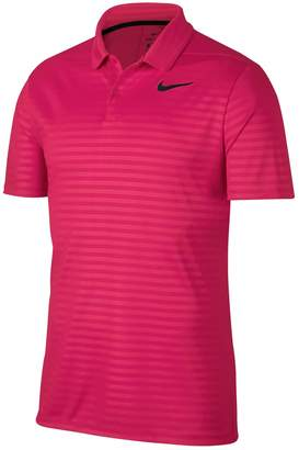 Nike Men's Dry Embossed Essential Regular-Fit Golf Polo