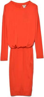 By Malene Birger Amill Dress in Poinciana