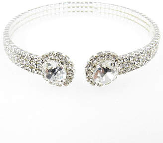 clear VIESTE ROSA Vieste Rosa Cry 0518 Cuffs Womens Cuff Bracelet Brass