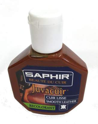 Saphir Juvacuir Liquid Leather Polish 75ml
