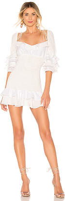 For Love & Lemons Bora Bora Mini Dress