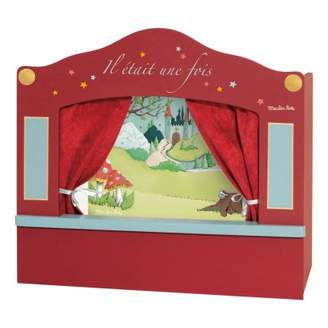 Moulin Roty Small Puppet Theatre