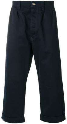 Societe Anonyme Winter Paul cropped trousers
