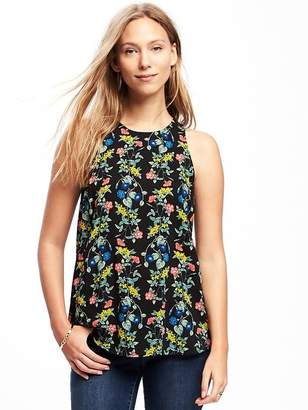 Old Navy Relaxed High-Neck Tank for Women