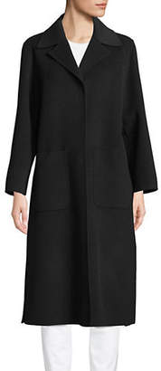 Max Mara Giostra Wool Long Coat