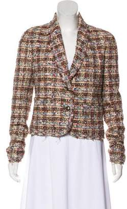 Chanel Lesage Tweed Jacket