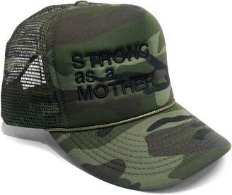Bun Maternity Strong as a Mother Trucker Hat