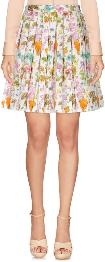 Olympia Le-Tan Knee length skirts - Item 35351281