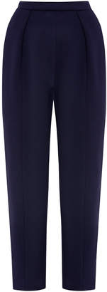 DELPOZO Neoprene Slim Pants