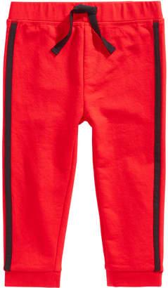First Impressions Toddler Boys Side-Stripe Jogger Pants