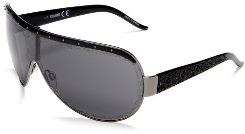 Just Cavalli Unisex JC200SW Shield Sunglasses