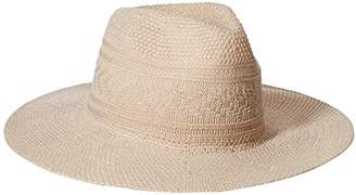 Physician Endorsed Women's Jesse Knit Fedora Sun Hat, Rated UPF 40 for Excellent Sun Protection,Adjustable Head Size