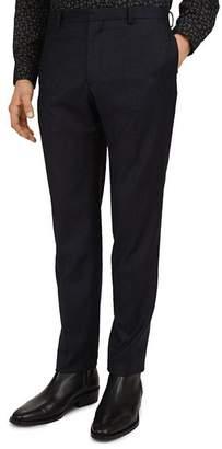 The Kooples Faded Marine Slim Fit Trousers