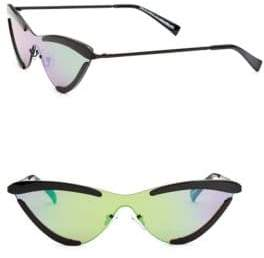 Le Specs x Adam Selman 142MM The Scandal Cat Eye Sunglasses