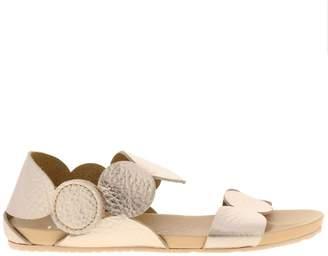 d9c34b8b314e Pedro Garcia Flat Women s Sandals - ShopStyle