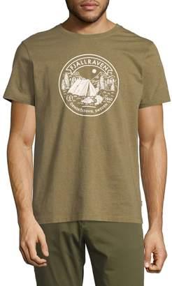 Fjallraven Lagerplats Cotton T-Shirt