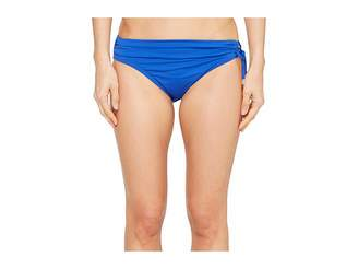 Tommy Bahama Pearl Hipster Bikini Bottom with Ring