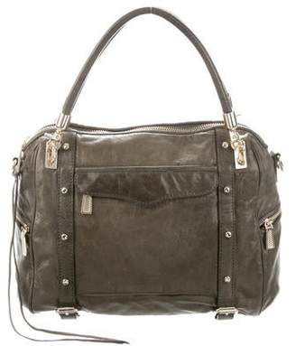 Rebecca Minkoff M.A.B. Leather Satchel