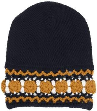 Gucci Wool Knit Beanie Hat