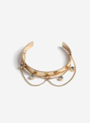 28feddf198411 Gold Arm Cuff - ShopStyle UK