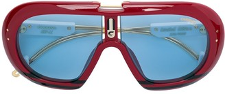 Carrera limited edition full-shield sunglasses