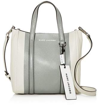 Marc Jacobs The Tag Color-Block Leather Tote