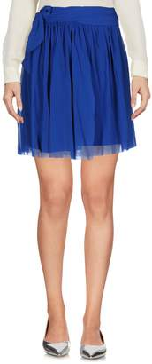Fuzzi Mini skirts