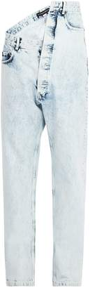 Y/Project High-rise asymmetric jeans
