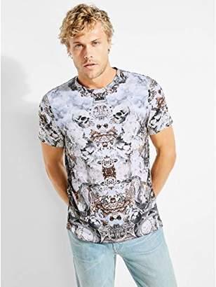 GUESS Men's Short Sleeve Dreams Crew Neck T-Shirt