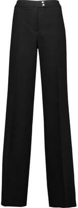 Giambattista Valli Crepe Wide-Leg Pants