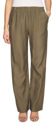 CeCe Rumple Wide Leg Soft Pants